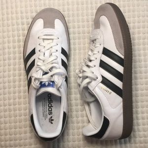 Women's Adidas Samba OG Shoes Size:10 Barely Worn